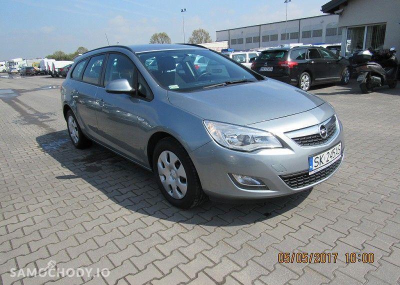Opel Astra Salon PL, Sports Tourer 1.7 CDTI ENJOY serwisowany 7