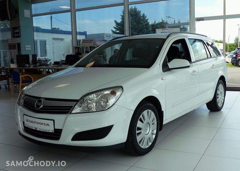 Opel Astra 1.7 CDTI 101KM klimatyzacja 1