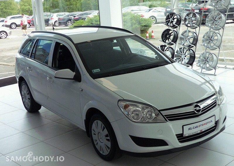 Opel Astra 1.7 CDTI 101KM klimatyzacja 7
