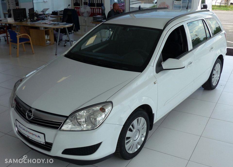 Opel Astra 1.7 CDTI 101KM klimatyzacja 2