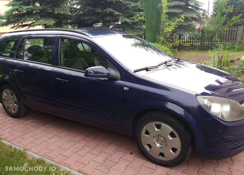 Opel Astra zarejestrowana, bdb stan, od rodziny 2