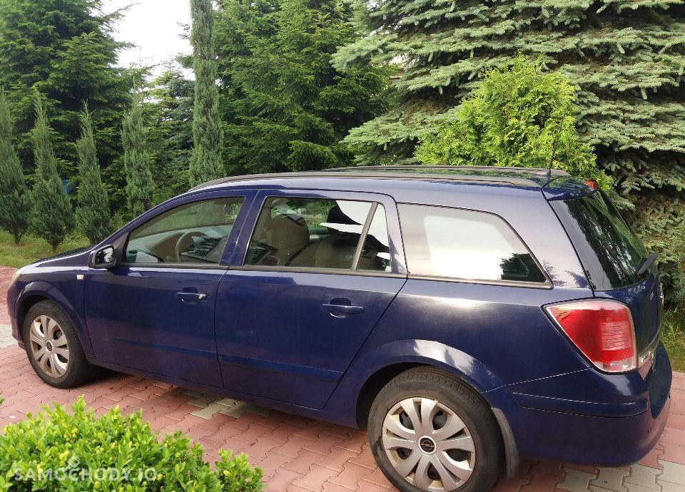 Opel Astra zarejestrowana, bdb stan, od rodziny 4