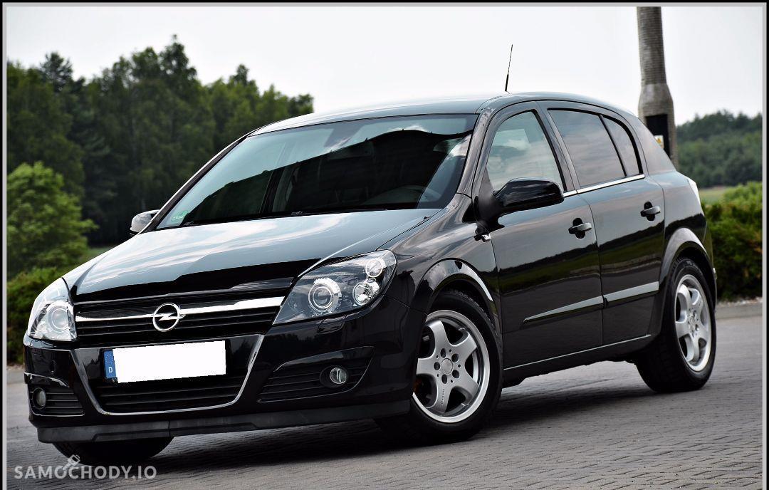 Opel Astra 2,0 Turbo benzyna*170KM*Półskóry*6 bieg*Ksenon*NaVI*Serwis*Niemcy 1
