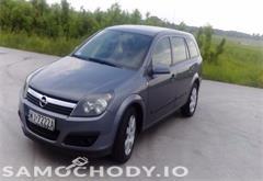opel z województwa mazowieckie Opel Astra Kombi 1.9 CDTI