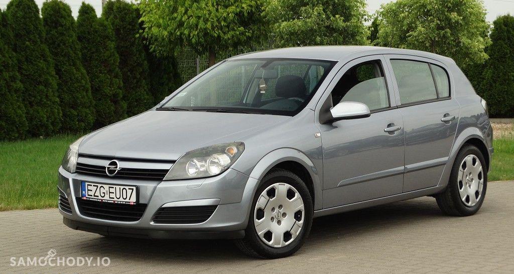 Opel Astra 1.7 CDTI Klimatyzacja Gwarancja !!! 7