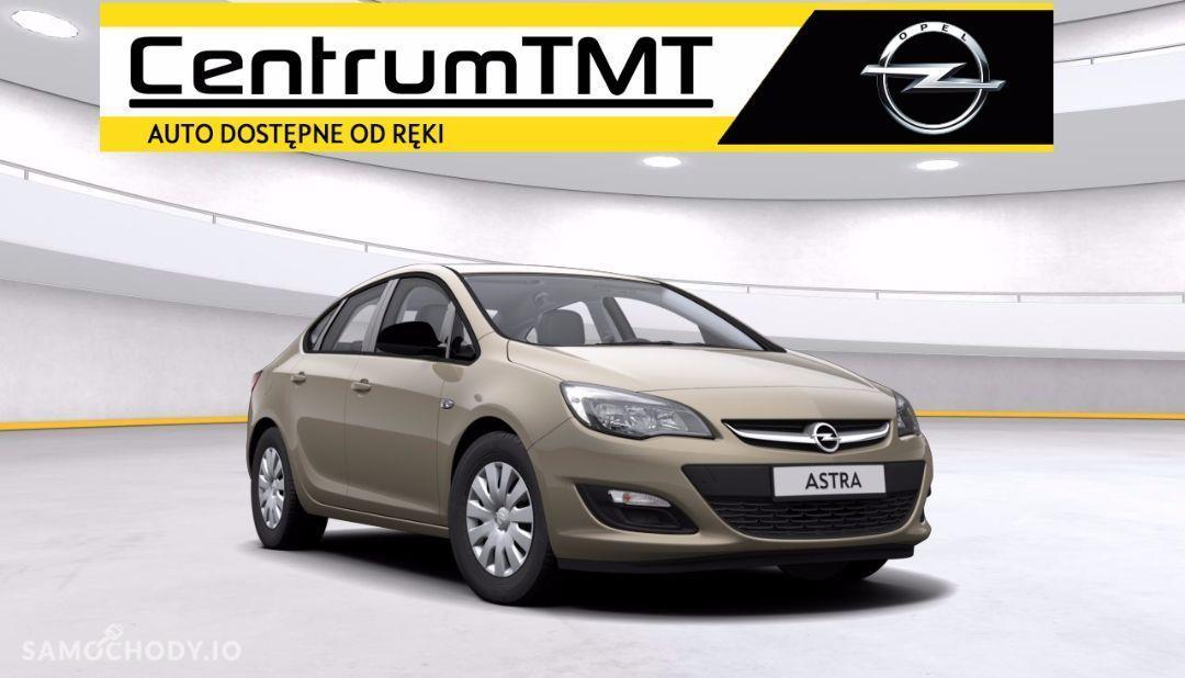 Opel Astra Nowy Sedan 1.6 115 km, UPGRADE ZAPAS Autoryzowany Dealer Opel 1
