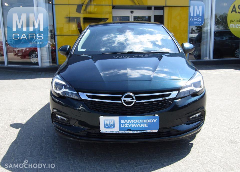 Opel Astra V 1,0/ 105KM HB Elite, Ledy iLUX, Gwarancja /852 7