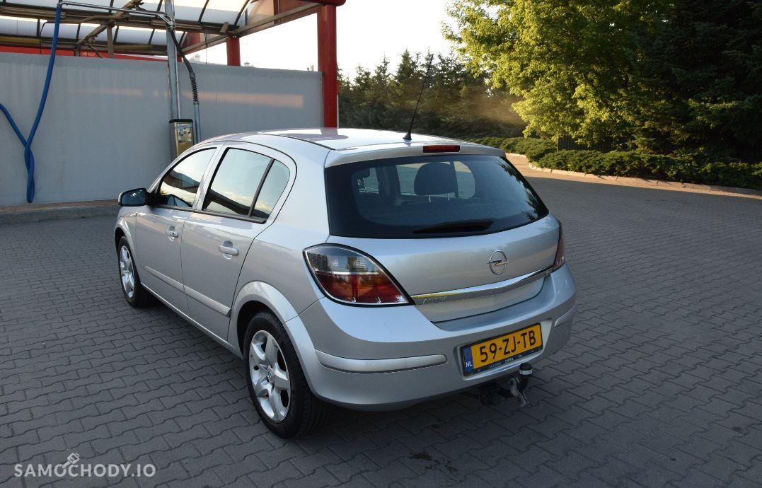 Opel Astra 1,6 16v 115KM Serwis Klima Tempomat Stan Idealny!!! 4
