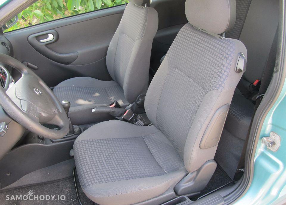 Opel Corsa Śliczna CORSA C 1.2 , tylko 104 tyś km , KLIMA, Opłacona z Niemiec 46