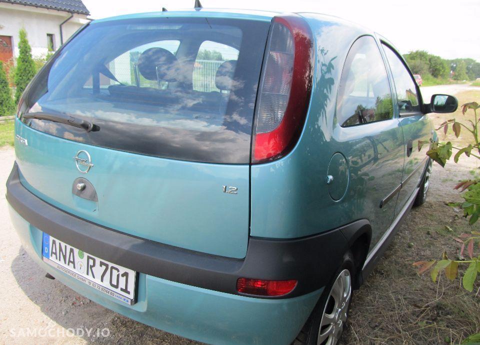 Opel Corsa Śliczna CORSA C 1.2 , tylko 104 tyś km , KLIMA, Opłacona z Niemiec 7