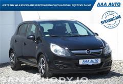 opel z województwa śląskie Opel Corsa 1.4, Salon Polska, Serwis ASO, Klima, Tempomat ,Bezkolizyjny