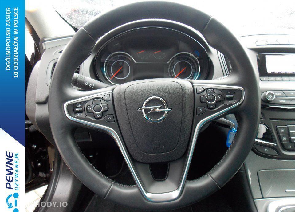 Opel Insignia Edition, 2015r. 2.0CDTi 170KM *SalonPL *ASO *FV23% 56