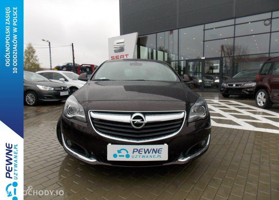 Opel Insignia Edition, 2015r. 2.0CDTi 170KM *SalonPL *ASO *FV23% 2