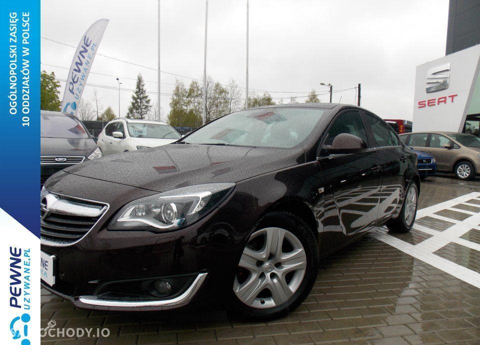 Opel Insignia Edition, 2015r. 2.0CDTi 170KM *SalonPL *ASO *FV23% 1