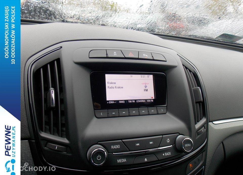 Opel Insignia Edition, 2015r. 2.0CDTi 170KM *SalonPL *ASO *FV23% 67