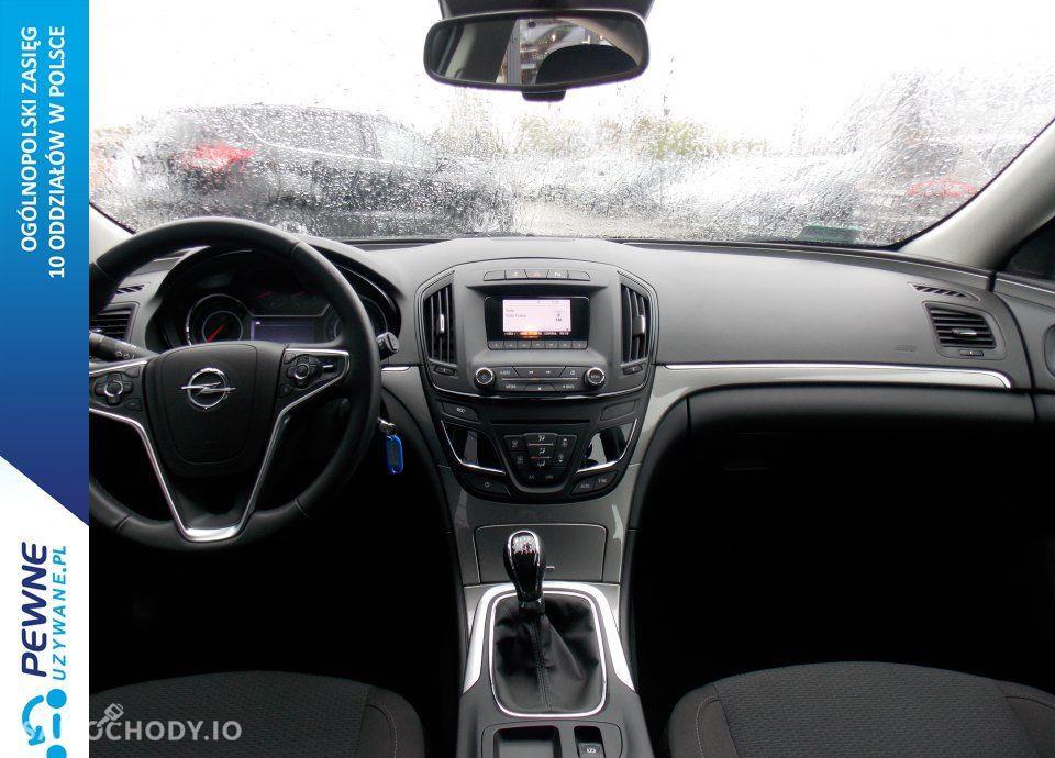Opel Insignia Edition, 2015r. 2.0CDTi 170KM *SalonPL *ASO *FV23% 46