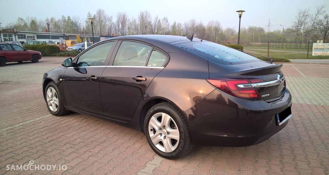 Opel Insignia NAVI, krajowy, VAT 23%, autom. 11