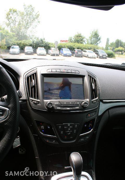 Opel Insignia 2.0T 4x4 250KM Grudzień 2013 Gwarancja Leasing 46