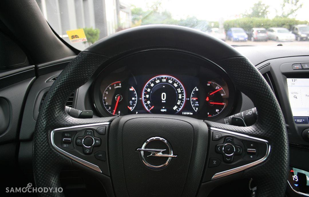 Opel Insignia 2.0T 4x4 250KM Grudzień 2013 Gwarancja Leasing 7