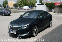 z miasta ostrów wielkopolski Opel Insignia 2.0T 4x4 250KM Grudzień 2013 Gwarancja Leasing