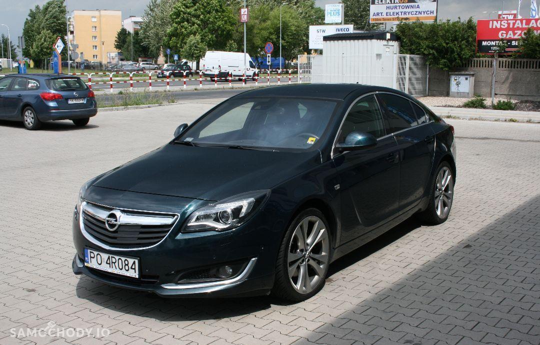 Opel Insignia 2.0T 4x4 250KM Grudzień 2013 Gwarancja Leasing 1