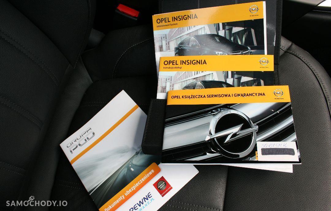 Opel Insignia 2.0T 4x4 250KM Grudzień 2013 Gwarancja Leasing 22