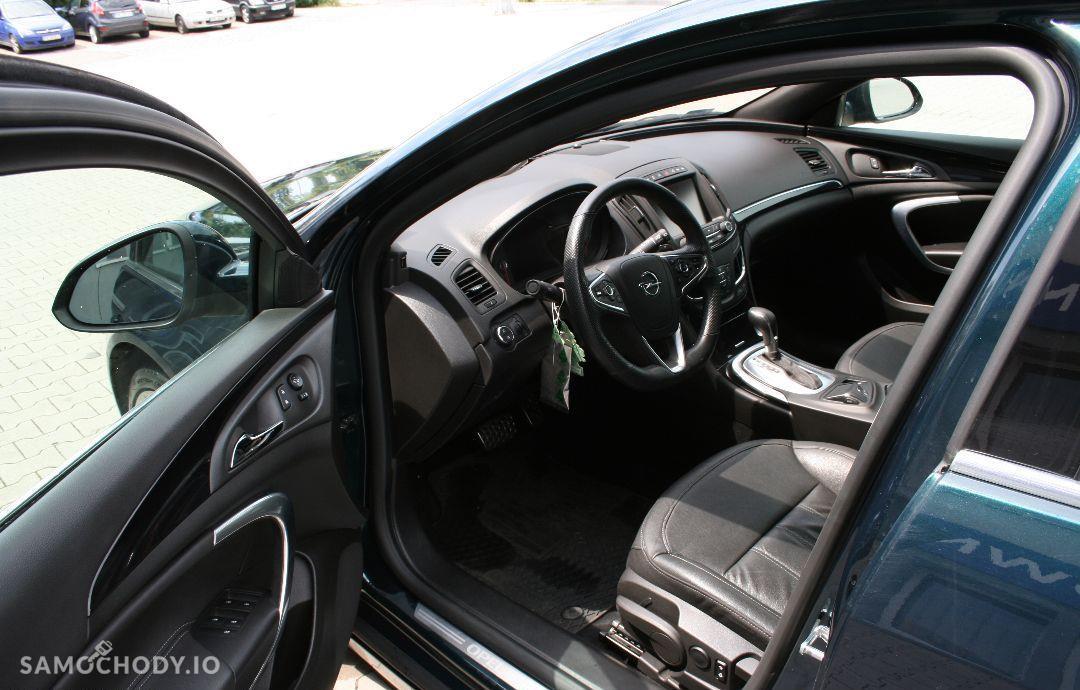 Opel Insignia 2.0T 4x4 250KM Grudzień 2013 Gwarancja Leasing 29