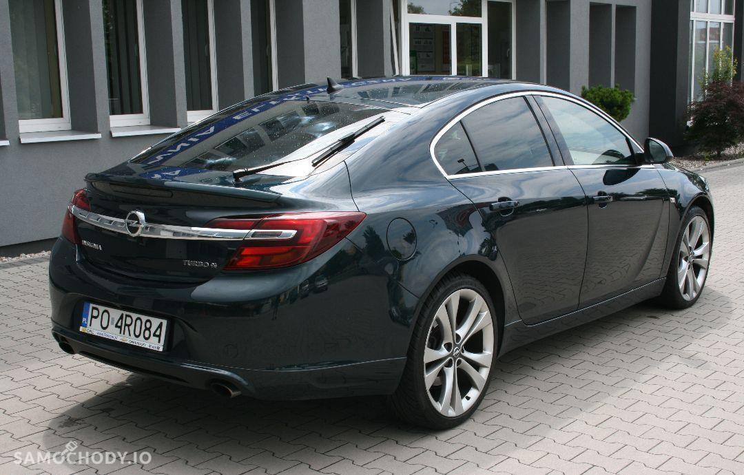 Opel Insignia 2.0T 4x4 250KM Grudzień 2013 Gwarancja Leasing 4