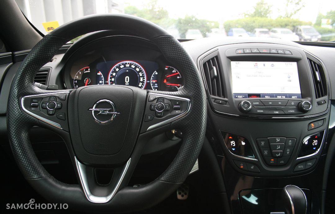 Opel Insignia 2.0T 4x4 250KM Grudzień 2013 Gwarancja Leasing 11