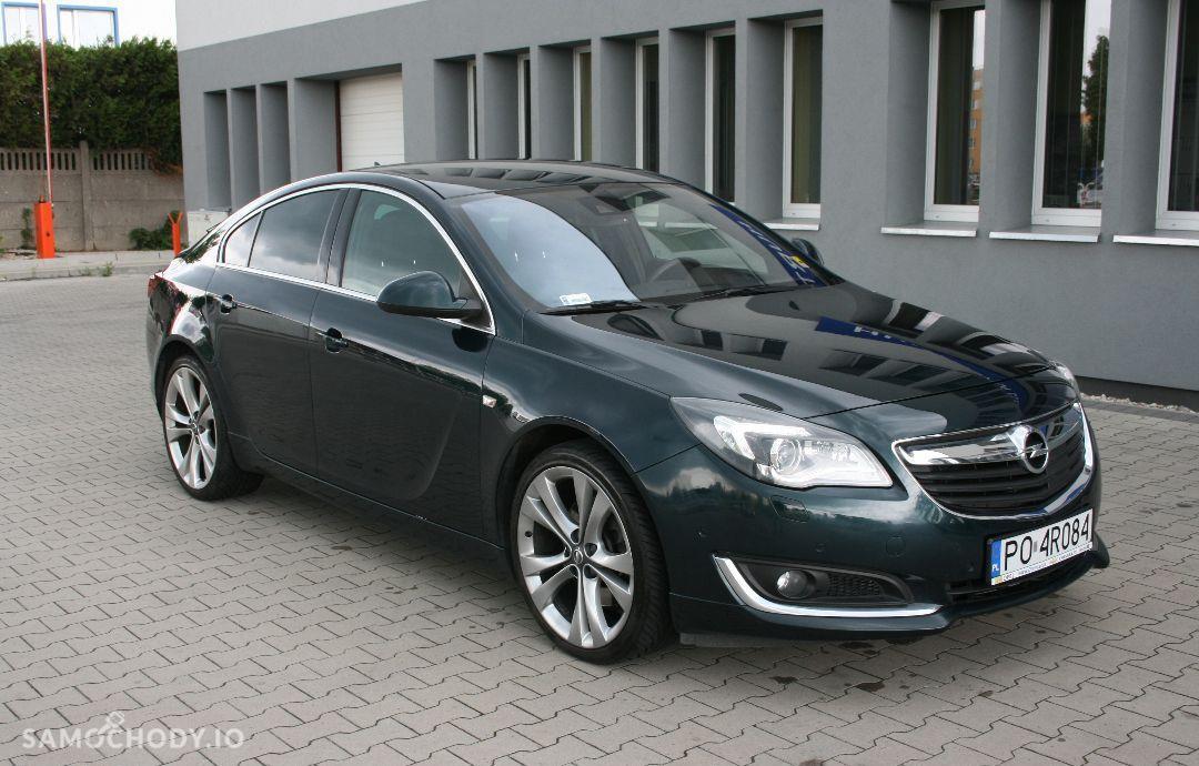Opel Insignia 2.0T 4x4 250KM Grudzień 2013 Gwarancja Leasing 2