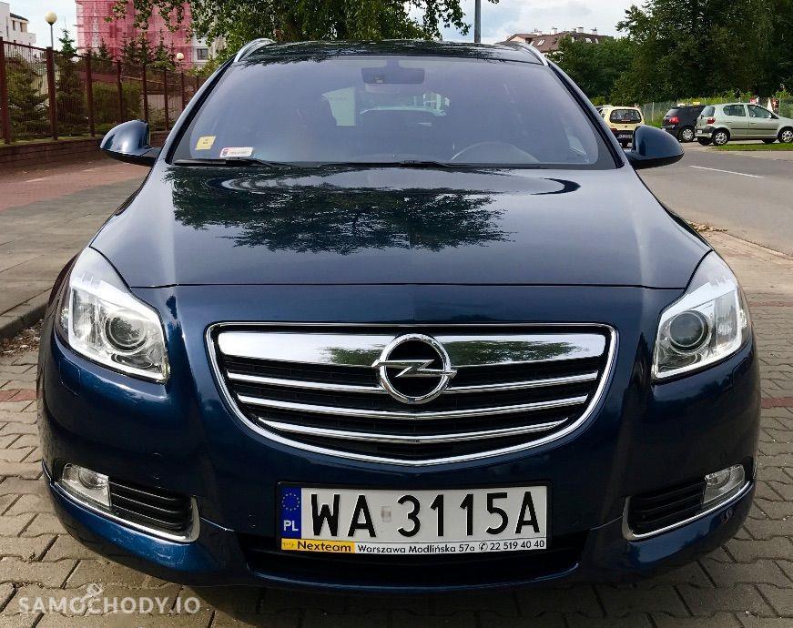 Opel Insignia OPC LINE Max Wyposaż Bezwypadek 100% w ASO Nowy Rozrząd Wentylow Fotel 4
