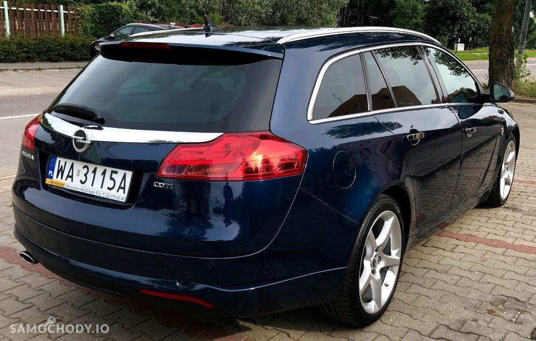 Opel Insignia OPC LINE Max Wyposaż Bezwypadek 100% w ASO Nowy Rozrząd Wentylow Fotel 2