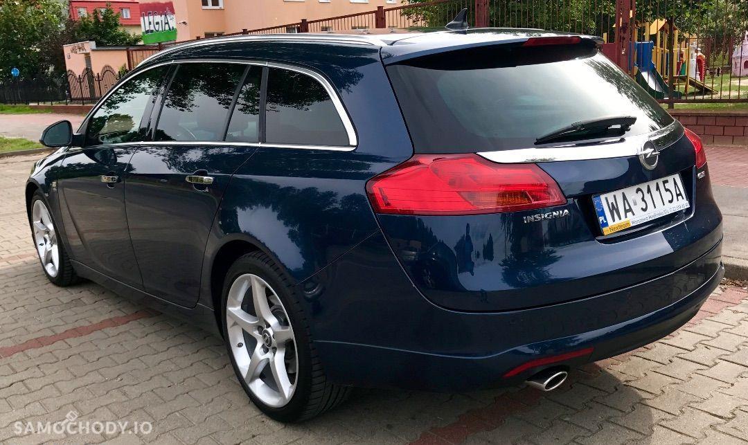 Opel Insignia OPC LINE Max Wyposaż Bezwypadek 100% w ASO Nowy Rozrząd Wentylow Fotel 11