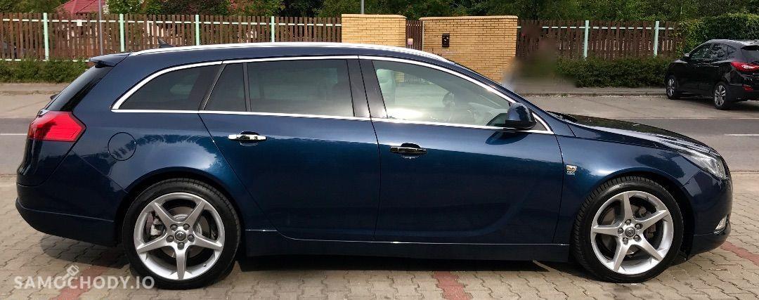 Opel Insignia OPC LINE Max Wyposaż Bezwypadek 100% w ASO Nowy Rozrząd Wentylow Fotel 7