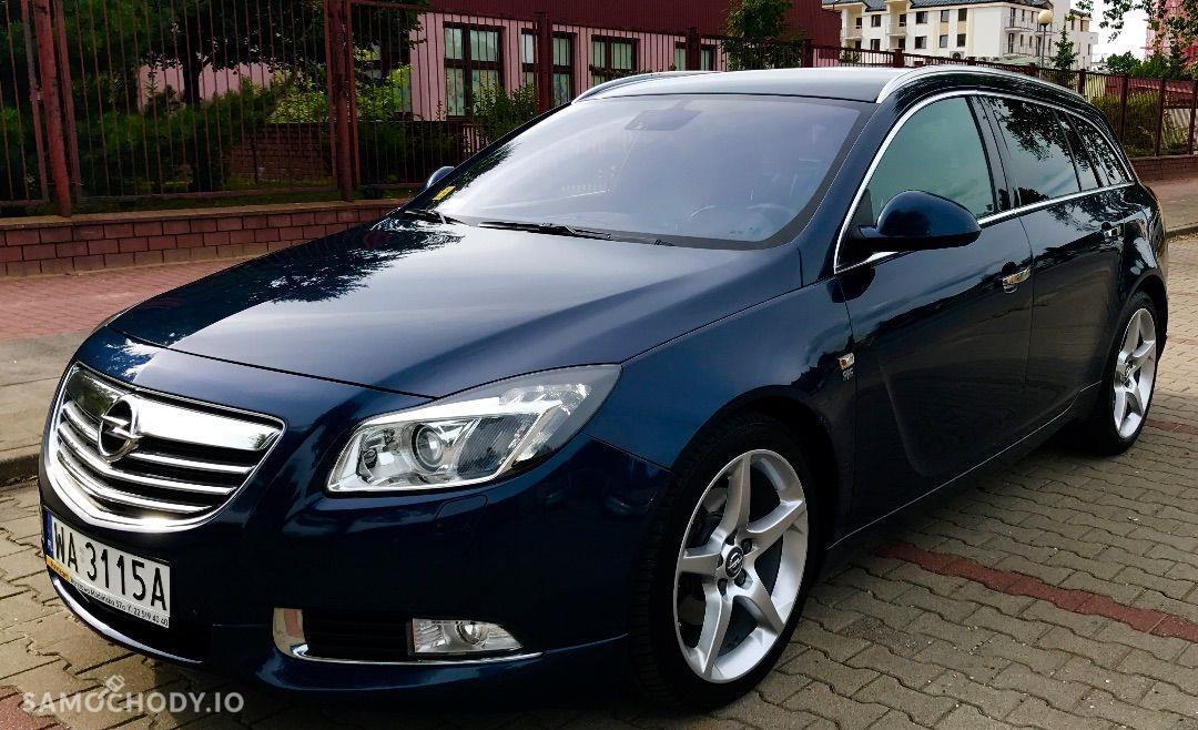 Opel Insignia OPC LINE Max Wyposaż Bezwypadek 100% w ASO Nowy Rozrząd Wentylow Fotel 16