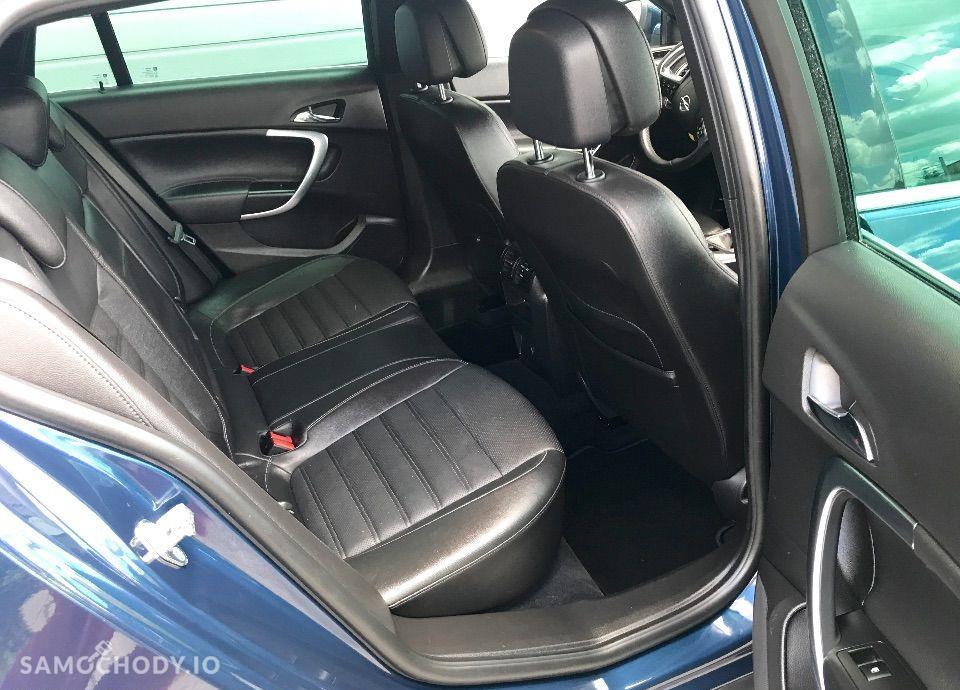 Opel Insignia OPC LINE Max Wyposaż Bezwypadek 100% w ASO Nowy Rozrząd Wentylow Fotel 37