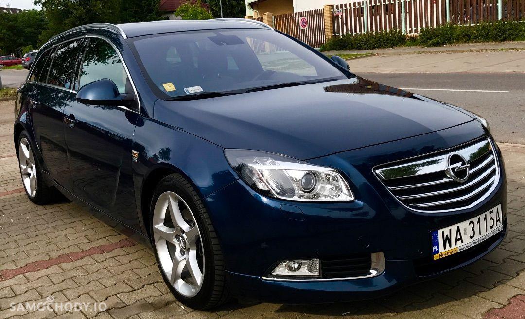Opel Insignia OPC LINE Max Wyposaż Bezwypadek 100% w ASO Nowy Rozrząd Wentylow Fotel 1