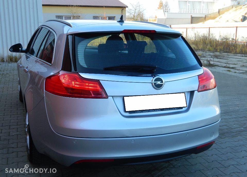 Opel Insignia Srebrna # Kombi # 2.0 Diesel # Zamiana # Polecam 46