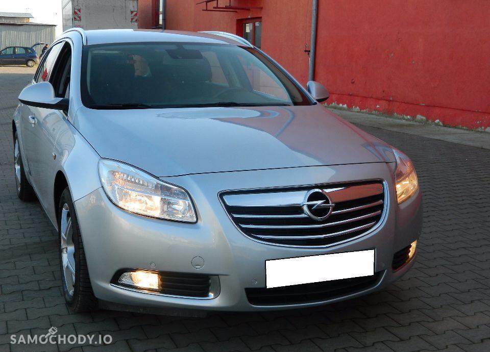 Opel Insignia Srebrna # Kombi # 2.0 Diesel # Zamiana # Polecam 4