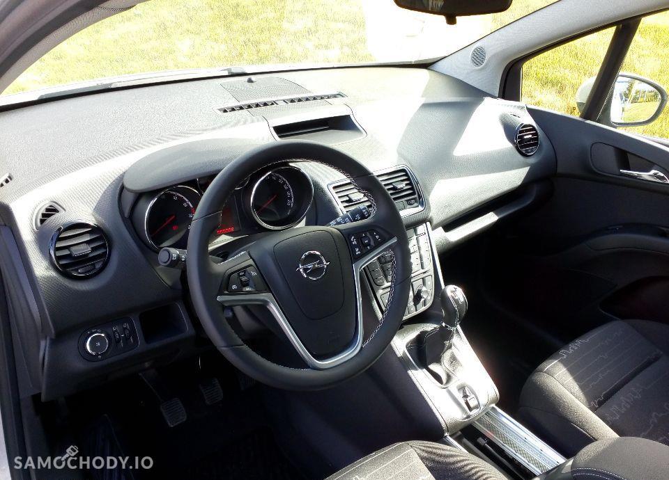 Opel Meriva ENJOY Fabrycznie nowy od autoryzowanego dealera marki OPEL 7