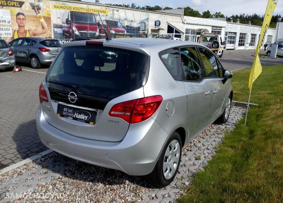 Opel Meriva ENJOY Fabrycznie nowy od autoryzowanego dealera marki OPEL 2