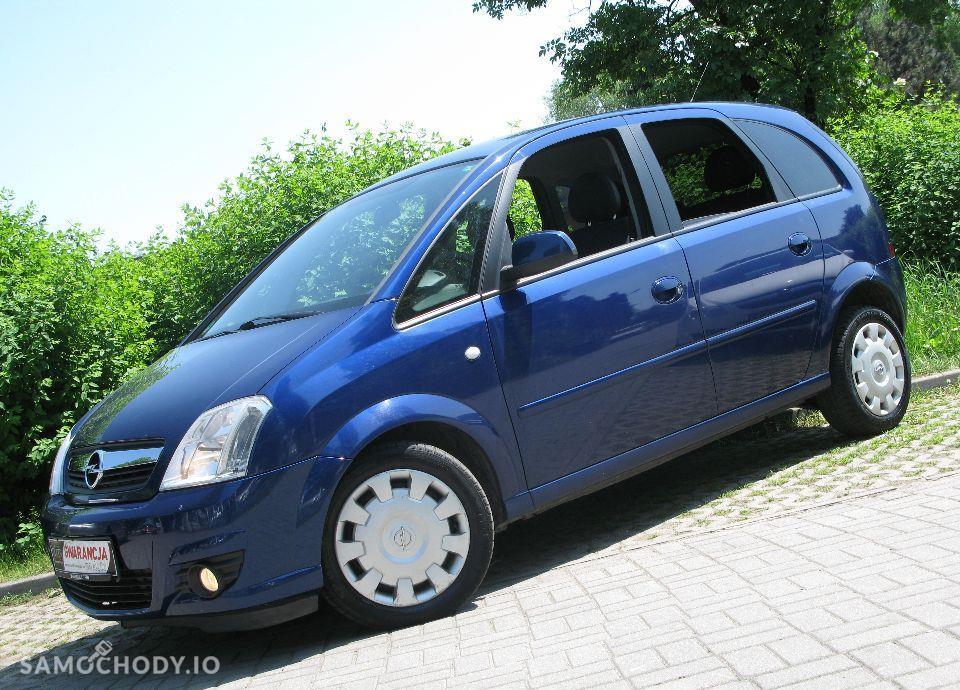 Opel Meriva 1,6 16v AUTOMAT 1właściciel serwis ASO Gwarancja 1