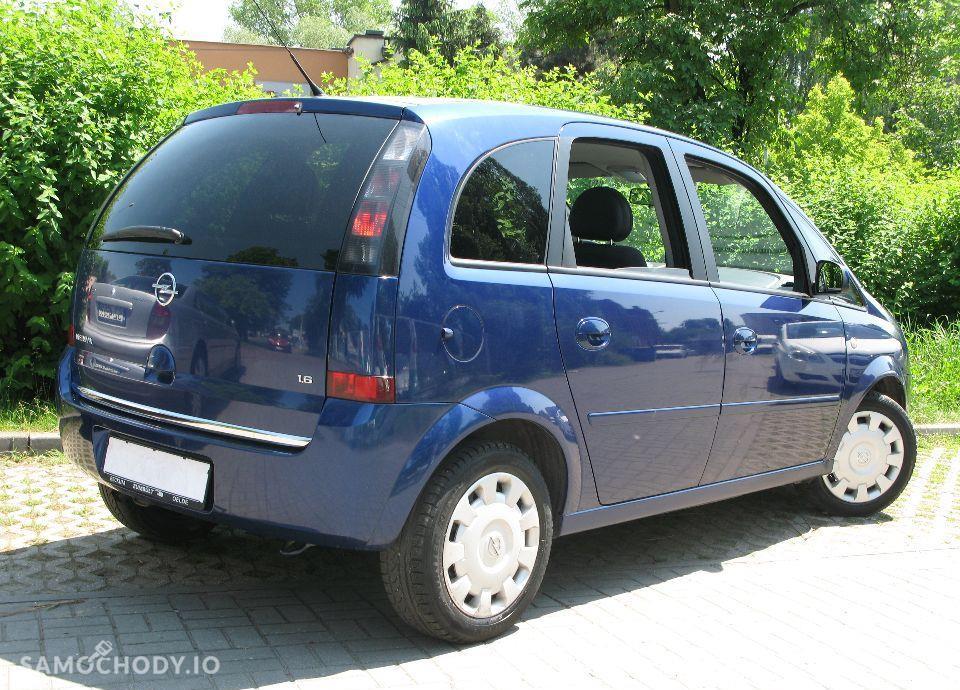 Opel Meriva 1,6 16v AUTOMAT 1właściciel serwis ASO Gwarancja 4