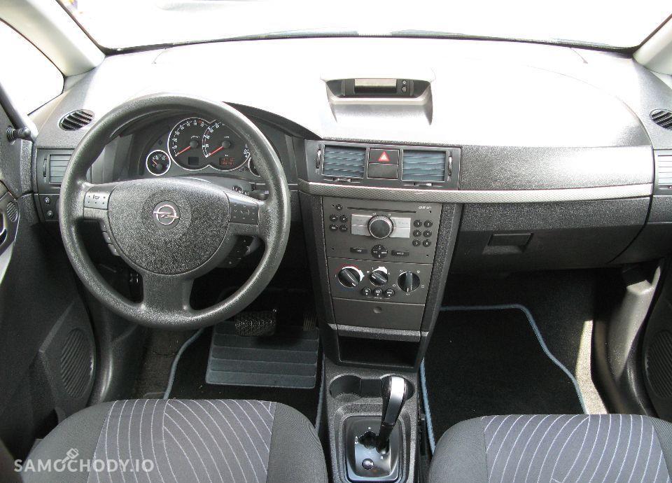 Opel Meriva 1,6 16v AUTOMAT 1właściciel serwis ASO Gwarancja 11