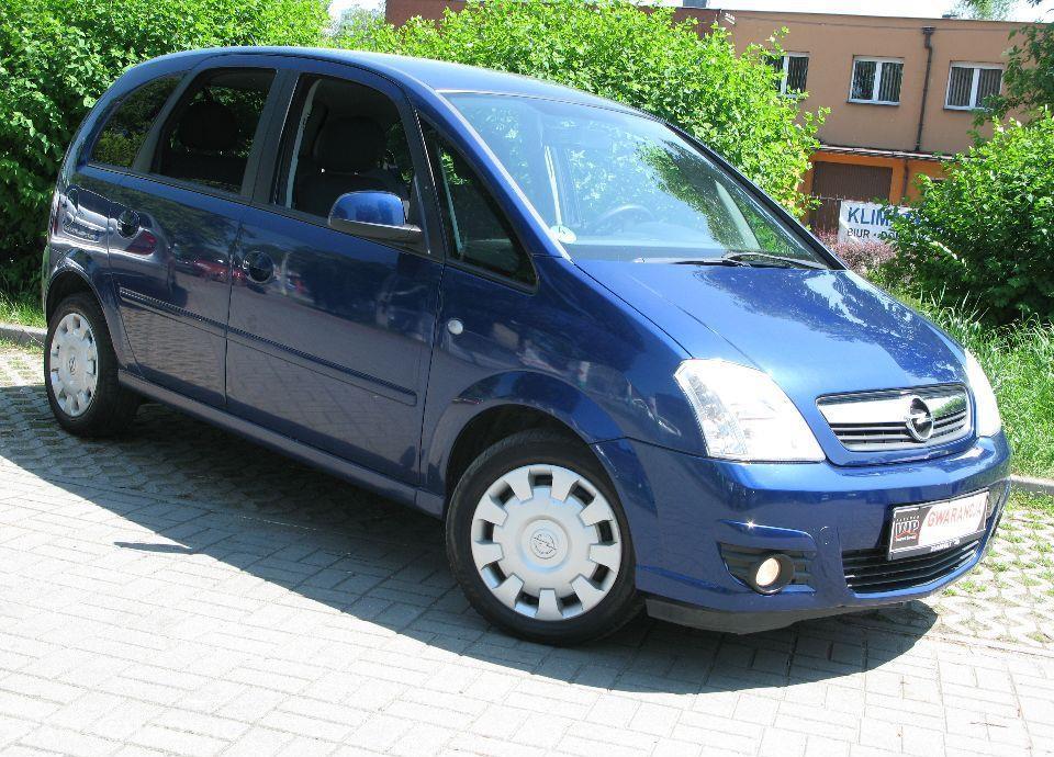 Opel Meriva 1,6 16v AUTOMAT 1właściciel serwis ASO Gwarancja 2