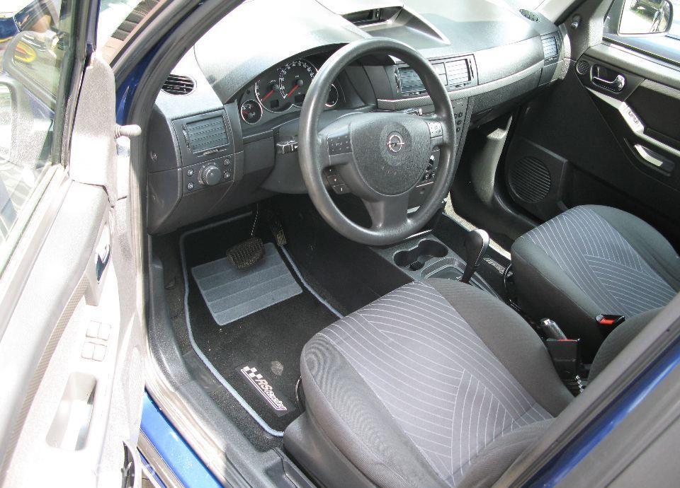 Opel Meriva 1,6 16v AUTOMAT 1właściciel serwis ASO Gwarancja 22