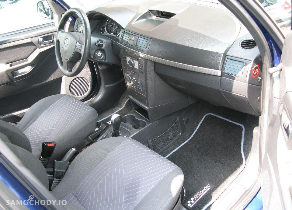 Opel Meriva 1,6 16v AUTOMAT 1właściciel serwis ASO Gwarancja 16