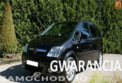 opel z województwa warmińsko-mazurskie Opel Meriva GWARANCJA 12 miesięcy !!! 1.6i 5 biegów ,Klimatronik ,Alu ,el.szyby