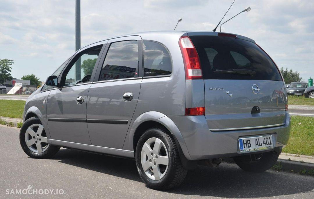 Opel Meriva 1.6 BENZ 101 KM ! Klimatyzacja, Automat, ALU ! 7