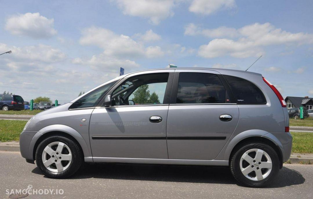 Opel Meriva 1.6 BENZ 101 KM ! Klimatyzacja, Automat, ALU ! 11